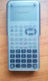 SHARP EL-9950 Graphing Calculator