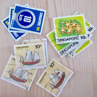 Stamps Singapore6