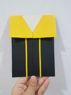 Graduation Gown Cards