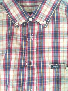 Brixton button up shirt