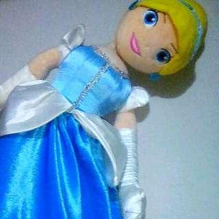 """Cinderella Plush Doll 21"""", RUSH!"""