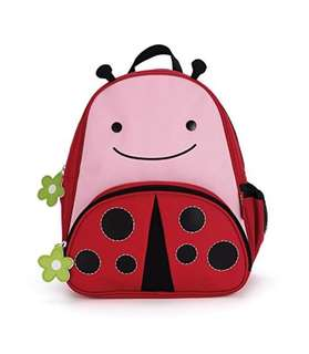 Skip Hop Zoo Little Kid and Toddler Backpack for Ages 2+
