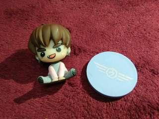 GOT7 Yugyeom Arrival GoToon Baby Figurine