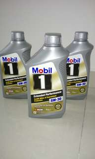 Mobil 1 5W-30 EP