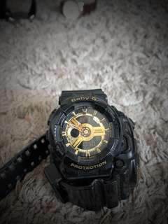 Baby-G (Black and Gold)
