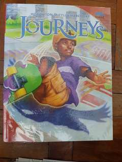 JOURNEYS  6 - houghton mifflin harcourt