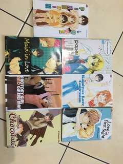 Komik preloved 5000an