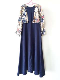 Girls Dress Jubah