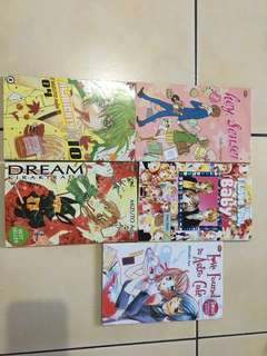 Komik preloved 3000an