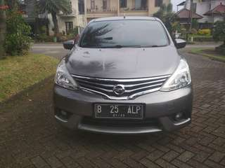 New Grand Livina xv at 2013(8jt)