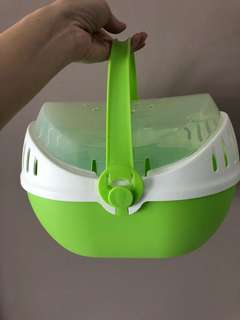 Small animals pet carrier for hamster guinea pig