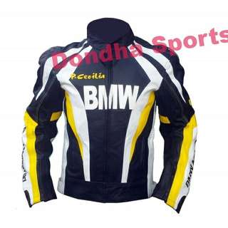 BMW MOTORBIKE LEATHER RACING JACKET