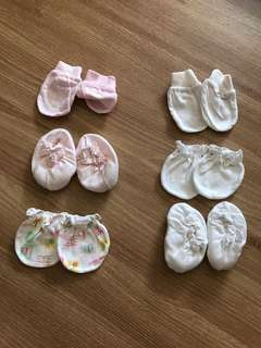 New born shoes socks