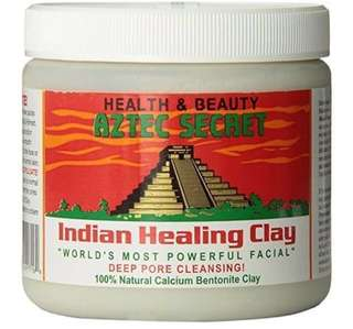 Aztec Secret Indian Healing Clay ON HAND NOW!