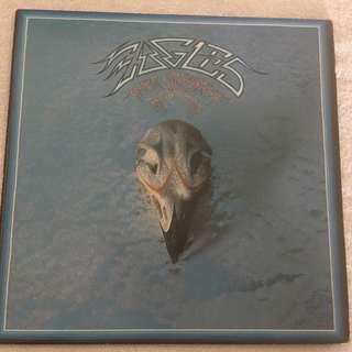 Eagles – Their Greatest Hits 1971-1975, Vinyl LP, Asylum Records – AS 53 017, 1976, Germany