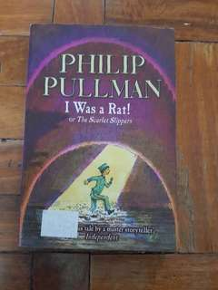 I was a rat - philip pullman