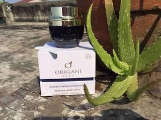Origani Erda Nature's Gentle Exfoliator Manuka Honey Peel