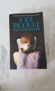 THE STORY TELLER by JODI PICOOULT