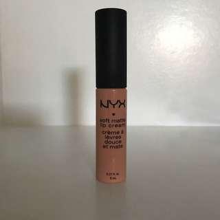 NYX Soft Matte Lip Cream in Cairo