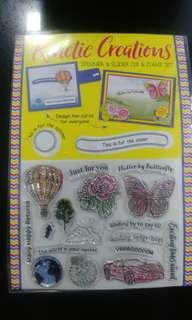 Spinner & Slider Die & Stamp Set