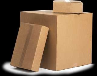 太子店 箱 搬屋紙箱紙皮箱 carton box 訂做製批發