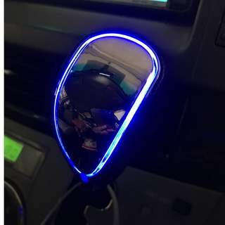 Toyota Wish LED Gear Knob (Blue color in stock)