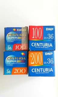 Expired 135 Film Centuria