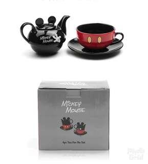 🔆預訂🔆迪士尼 disney 米奇 Mickey Mouse 茶壺茶杯套裝