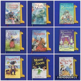 Usborne Reading Books