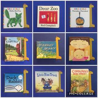 Preloved Board Books