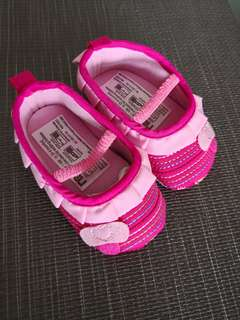Brand New - Mothercare Baby Shoes, Size 1, Euro 15 (3-6months)