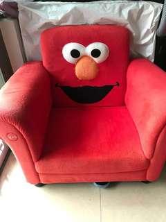 Elmo baby chair