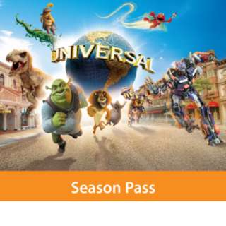 universal ticket with many types uss