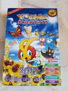 Young Scientists (level 2)