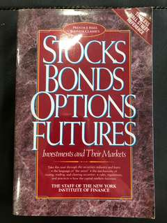 Stocks, Bonds, Options, Futures