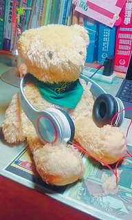 E-books可折式耳罩式耳機