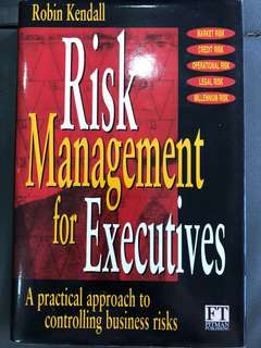 Risk Management for Executives