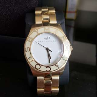 Marc by Marc Jacobs Watch 金錶