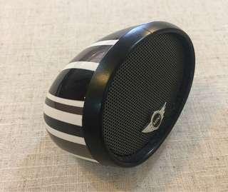 Mini Copper Bluetooth Portable Speaker