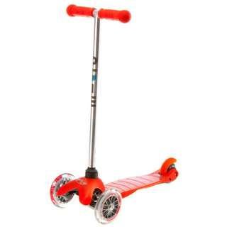 BN Micro Mini Scooter - red