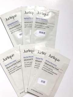Jurlique advanced serum ,advanced day cream
