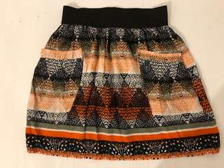 100% SILK Aritzia Skirt - size XXS - Retail: $135