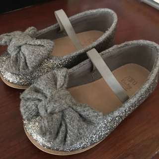 Zara Baby Girl Shoes size 20 (12-18mos)