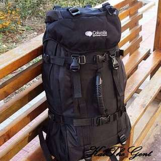 INSTOCK 55L Columbia Travel Backpack