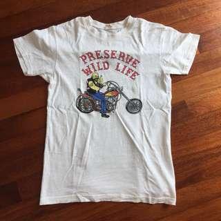 Vintage Preserve Wild Life shirt