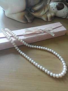 🚚 珍珠項鍊