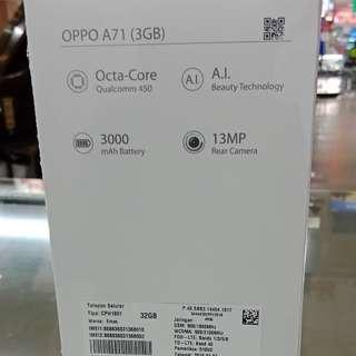 Promo cicilan Oppo A71 Free Admin