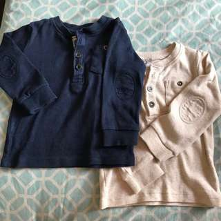 F&F Baby Long sleeves 6-9mos