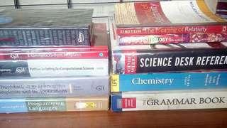 IT Science Grammar books
