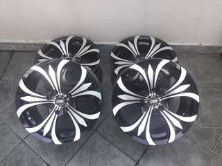 "15"" 7j Alloy Rims"
